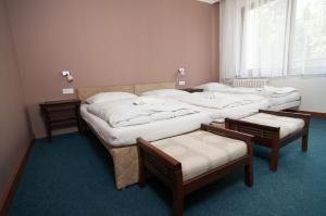 Hotel Radějov, Отели  Strážnice - big - 13