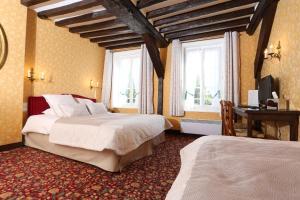 Hôtel d'Argouges, Szállodák  Bayeux - big - 16