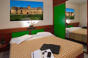 Hotel Il Maglio, Отели  Имола - big - 8