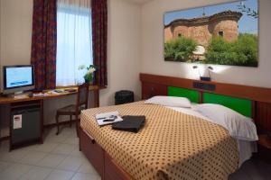 Hotel Il Maglio, Отели  Имола - big - 9