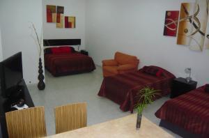 Aparthotel Siete 32, Apartmánové hotely  Mérida - big - 17