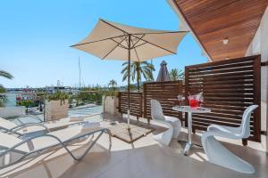 Hostal Brisa Marina, Affittacamere  Port d'Alcudia - big - 3