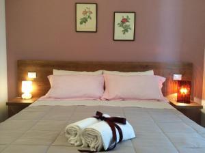 La Veranda Sul Giardino, Отели типа «постель и завтрак»  Коринальдо - big - 16