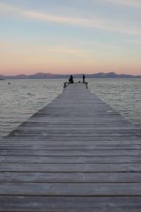 Hostal Brisa Marina, Affittacamere  Port d'Alcudia - big - 23