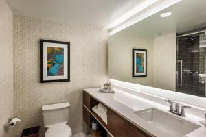 Værelse med queensize-seng og badekar - handicapvenlig/ikkeryger