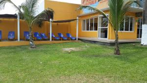 Hotel y Balneario Playa San Pablo, Hotels  Monte Gordo - big - 229