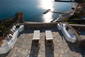 Boundless Blue Villas, Villas  Platis Yialos Mykonos - big - 66