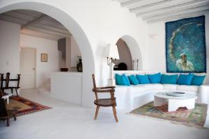 Boundless Blue Villas, Vily  Platis Yialos Mykonos - big - 70