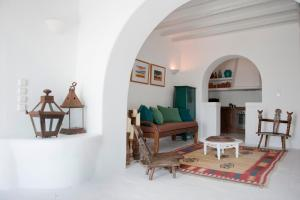 Boundless Blue Villas, Vily  Platis Yialos Mykonos - big - 72