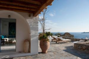 Boundless Blue Villas, Vily  Platis Yialos Mykonos - big - 74