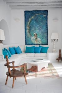 Boundless Blue Villas, Vily  Platis Yialos Mykonos - big - 75