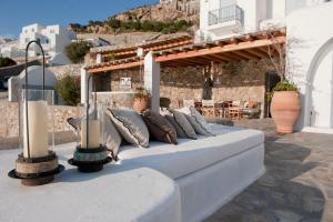 Boundless Blue Villas, Villas  Platis Yialos Mykonos - big - 79