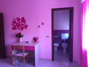 I Colori dell'Arcobaleno, Bed and breakfasts  Santo Stefano di Camastra - big - 12