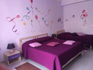 I Colori dell'Arcobaleno, Bed and breakfasts  Santo Stefano di Camastra - big - 7