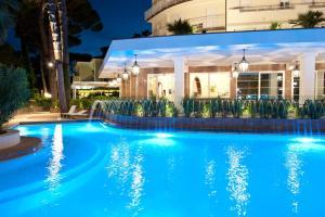 Hotel Belvedere, Отели  Морской Милан - big - 52