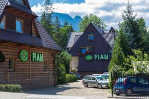 Ośrodek Hotelarski Fian, Penzióny  Zakopané - big - 50