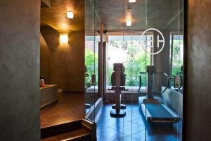 Hotel Belvedere, Отели  Морской Милан - big - 65