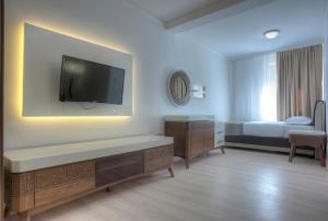 Hotel Adrović, Hotely  Sveti Stefan - big - 59