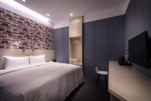 Yi Su Hotel-Taipei Ningxia, Szállodák  Tajpej - big - 25