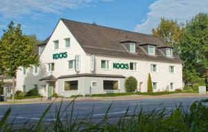 Kocks Hotel Garni, Pensionen  Hamburg - big - 1