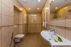 Aparthotel Lublanka, Hotels  Prag - big - 58
