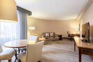 Suite med 1 soveværelse og 2 queensize-senge