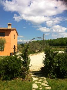 Fattoria Del Quondam, Фермерские дома  Giano dell'Umbria - big - 4
