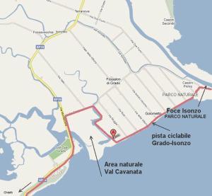 Residence Villa Marina, Апарт-отели  Градо - big - 35
