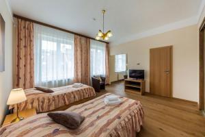 Aparthotel Lublanka, Hotels  Prag - big - 45