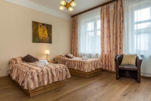 Aparthotel Lublanka, Hotels  Prag - big - 44