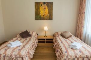 Aparthotel Lublanka, Hotels  Prag - big - 42