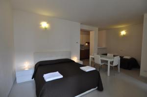 BB Hotels Aparthotel Navigli, Apartmánové hotely  Miláno - big - 36