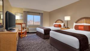 Standard Room with King Bed or Two Queen Beds
