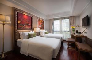 Hanoi Peridot Hotel (formerly Hanoi Delano Hotel), Szállodák  Hanoi - big - 24