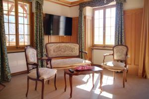 Gasthof zur Bündte, Hotels  Jenins - big - 12