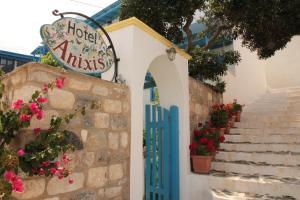Hotel Anixis, Hotely  Naxos Chora - big - 47