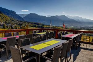 Gasthof zur Bündte, Hotels  Jenins - big - 31