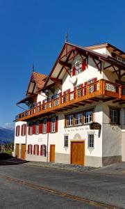 Gasthof zur Bündte, Hotels  Jenins - big - 23