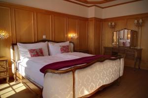 Gasthof zur Bündte, Hotels  Jenins - big - 21