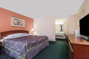 Pokój z łóżkiem typu king-size dla niepalących
