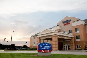 Fairfield Inn and Suites Des Moines Airport