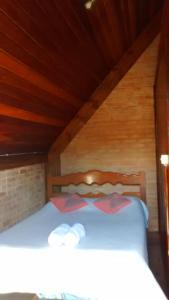 Chalé Bauzinho, Lodge  São Bento do Sapucaí - big - 21