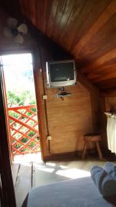Chalé Bauzinho, Lodge  São Bento do Sapucaí - big - 22