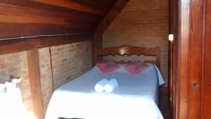 Chalé Bauzinho, Lodge  São Bento do Sapucaí - big - 24