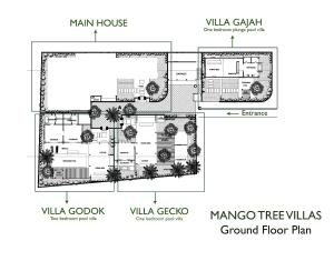 Mango Tree Villas, Villas  Jimbaran - big - 41
