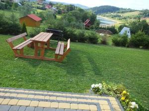 Pensjonat Na Zielonym Wzgórzu, Гостевые дома  Zawóz - big - 40