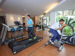 The Regent Cha Am Beach Resort, Hua Hin, Курортные отели  Ча-Ам - big - 31
