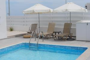 Narcissos Bay View Villa, Vily  Protaras - big - 31