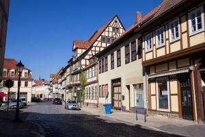 Apartmenthaus Seiler, Appartamenti  Quedlinburg - big - 73