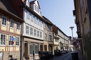 Apartmenthaus Seiler, Appartamenti  Quedlinburg - big - 74
